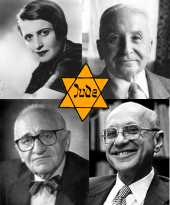 Libertarianism is Jewish
