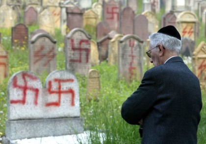 Anti Semitism on the rise