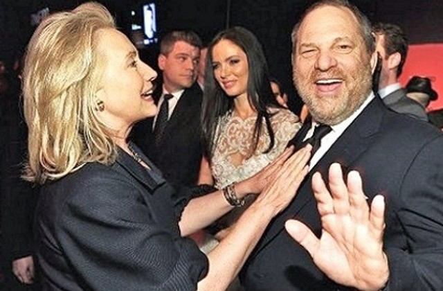 Weinstein Clinton