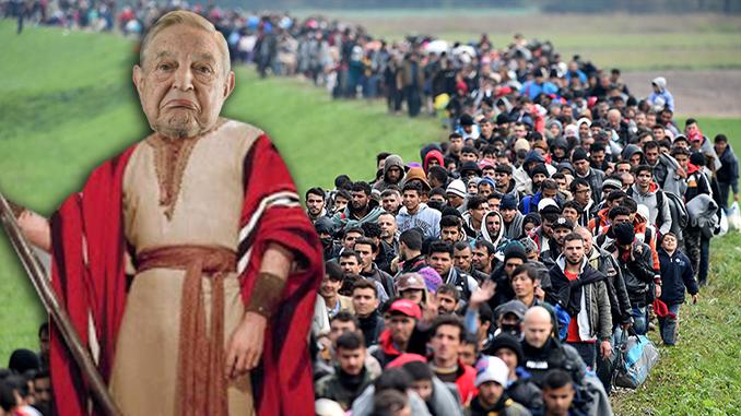 Soros Agenda Clear in Europe